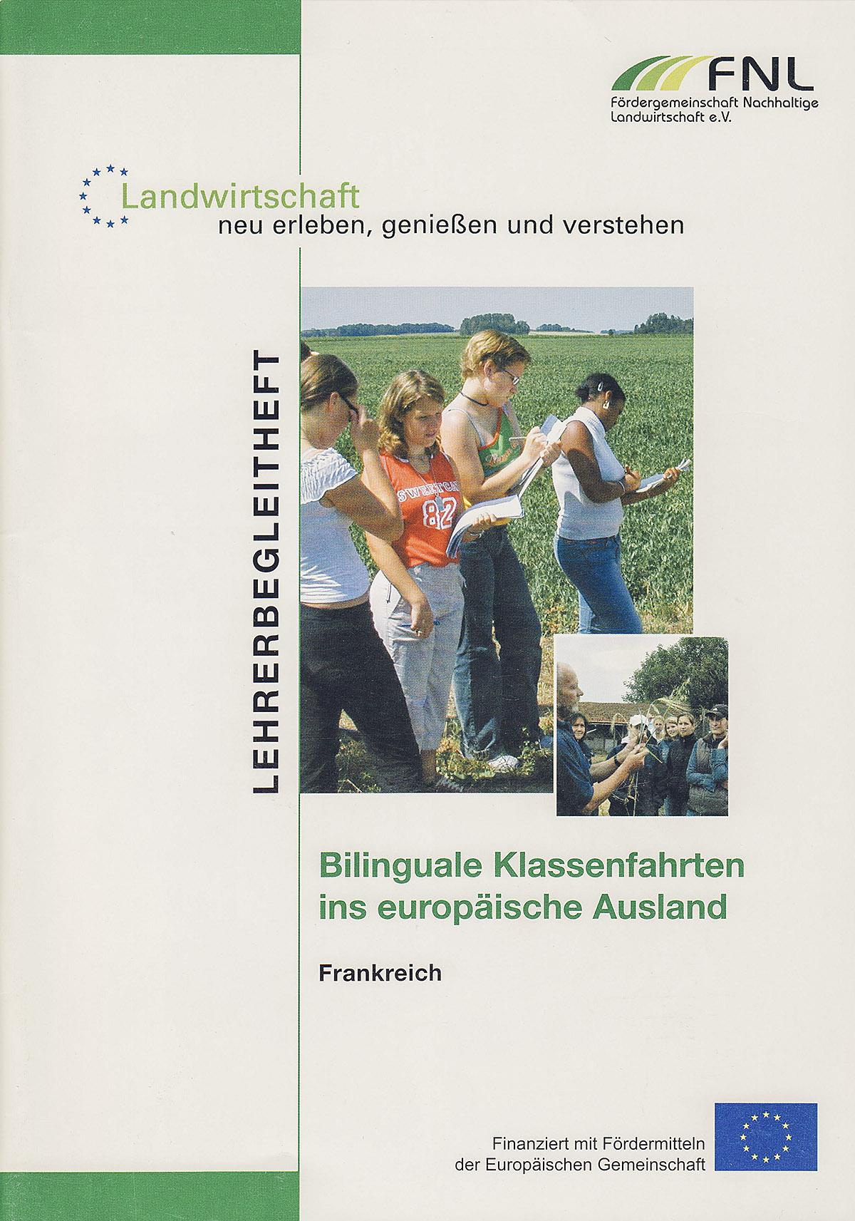 Bilinguale Klassenfahrten ins Ausland